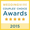 Wedding Wire Couples Choice Awards 2015