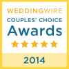 Wedding Wire Couples Choice Awards 2014